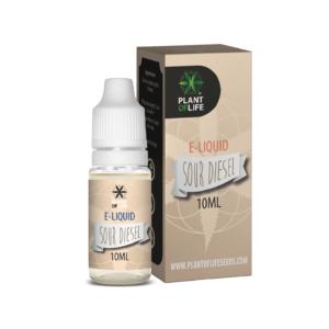 e-liquid 10ml sourdiesel