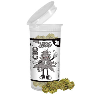 CANNATONIC 0 5G Hemp Flowers Contains 4% CBD | Plant of Life